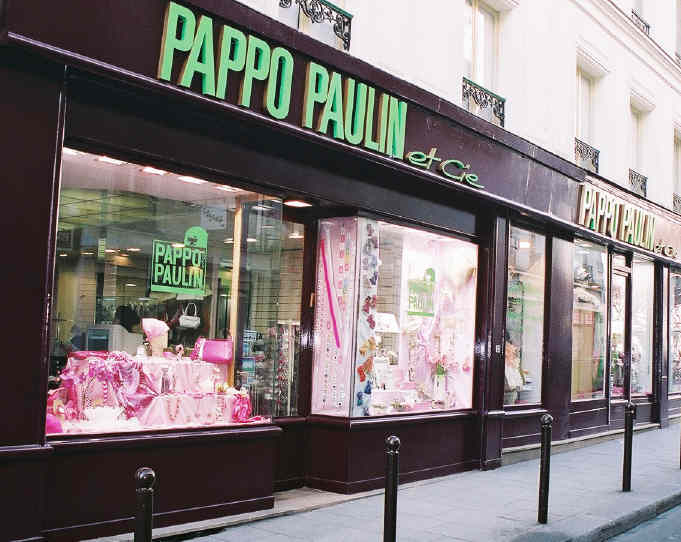 La Boutique � Paris